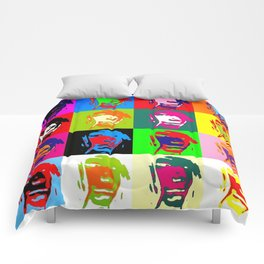 Free In Colorfulness Comforters