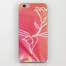 Floral No.22 iPhone Skin