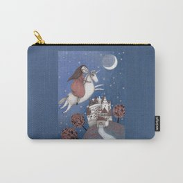 A Midnight Dream  Carry-All Pouch