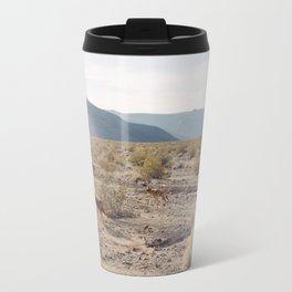 Panamint Valley Coyotes Travel Mug