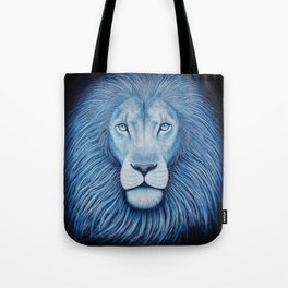 'Majesty' Star Lion Tote Bag