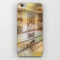 grace iPhone & iPod Skins featuring Grace. by Heather Goodwin