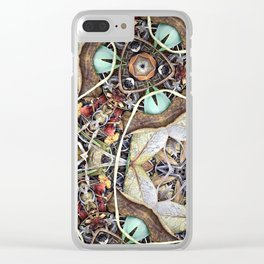 A Transformation No 1 Clear iPhone Case