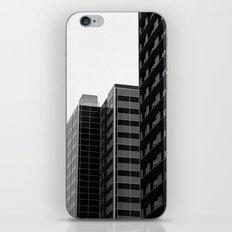 Corners iPhone & iPod Skin