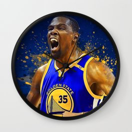Durant Wall Clock