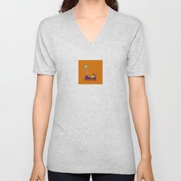 Proposal to May in May - Shoes stories Unisex V-Neck