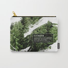 Slytherin Nature Carry-All Pouch