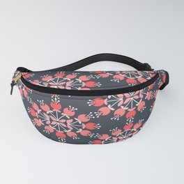 Daily pattern: Retro Flower No.9 Fanny Pack
