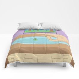 Flick The Bean Comforters