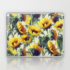 Sunflowers Forever Laptop & iPad Skin