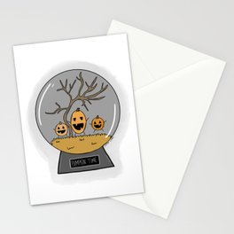 Pumpkin Time Stationery Cards
