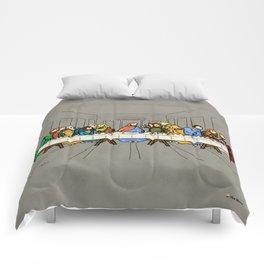 Cenaculum -Last Supper Comforters