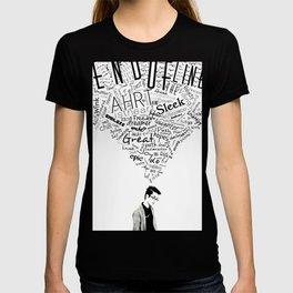 Clouded (K) T-shirt