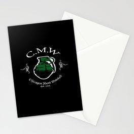 C.M.W Stationery Cards