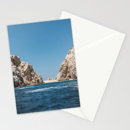 Lovers Beach II Stationery Cards