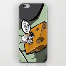 Cheese FTW!! iPhone & iPod Skin