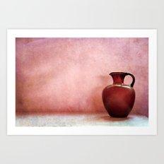 vitro Art Print