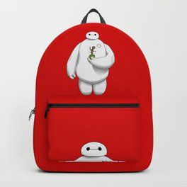 """Hello, my name is..."" Backpack"