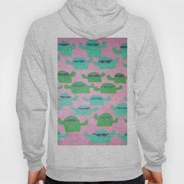 Cool Cactus Pattern Hoody