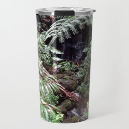 Tropical Forest 08 Travel Mug