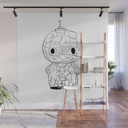 March of Robots: Day 7 Wall Mural