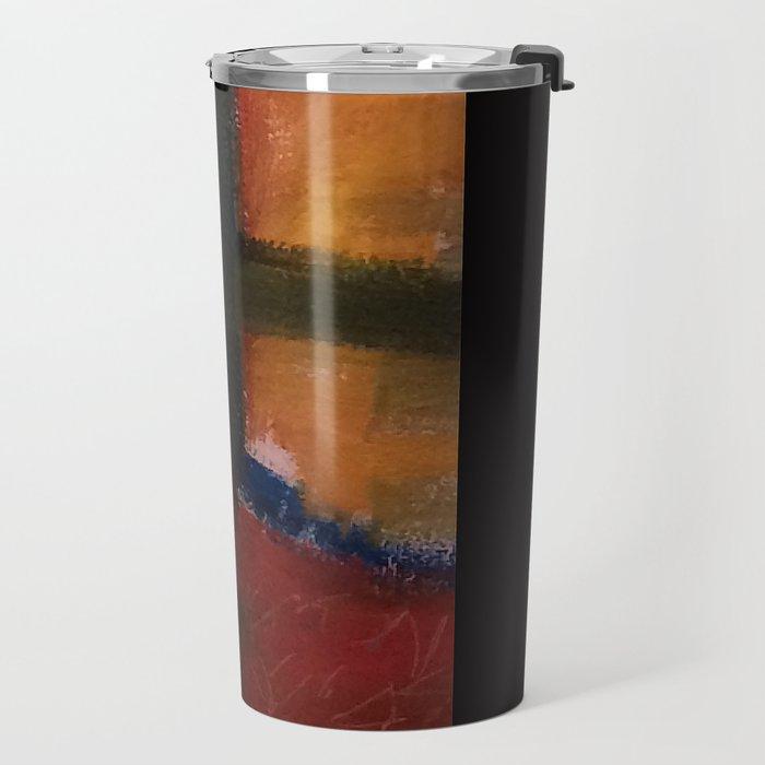 held in process Travel Mug