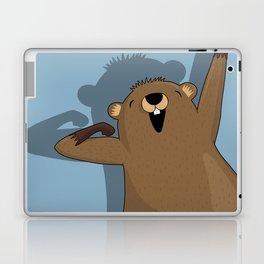 Groundhog day Laptop & iPad Skin