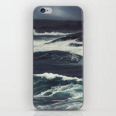 The Dark Tide iPhone & iPod Skin