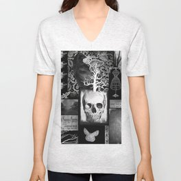Crow And Lace Unisex V-Neck