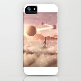 Four Spheres iPhone Case