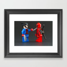 This all you got Framed Art Print