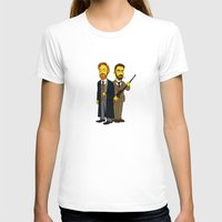 moriarty T-shirts featuring Moriarty & Moran by San Fernandez