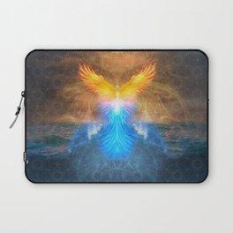 Phoenix Rising - 3rd Annual HeART & SOULstice Gathering  Laptop Sleeve