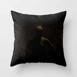 I've Been Waiting For You Throw Pillow