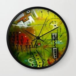 Astrologix Wall Clock
