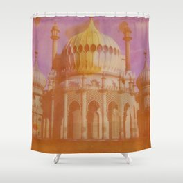 Brighton Royal Pavilion Shower Curtain
