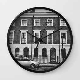 On the otherside Wall Clock