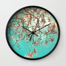 The Hanging Garden Wall Clock