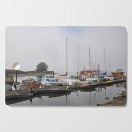 Boats of Morro Bay, Ca Cutting Board
