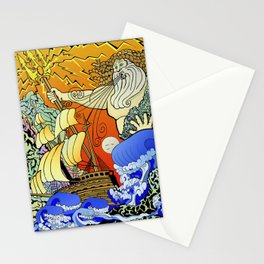 Tales of the Trident:Poseidon Stationery Cards