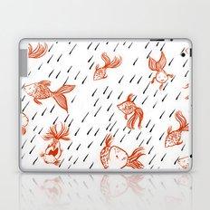 Rainy Fish Laptop & iPad Skin