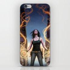 Grim Tides iPhone & iPod Skin