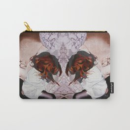 the flask the flutter Carry-All Pouch