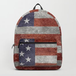 United States of America Flag 10:19 G-spec Vintage Backpack