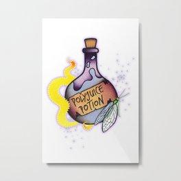 Polyjuice Potion Metal Print