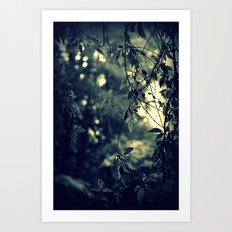 Those Who Don't Believe In Magic Will Never Find It Art Print