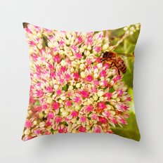Art of Nature Throw Pillow