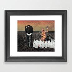 The Angelus Framed Art Print