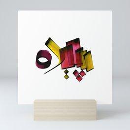 sepide Mini Art Print