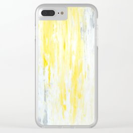 Underestimate Clear iPhone Case
